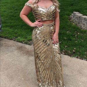 Sherri Hill, size 10 Prom Dress